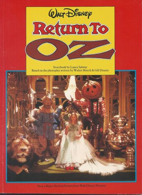 Return to Oz (1985) Movie Directed and Written by Walter Murch