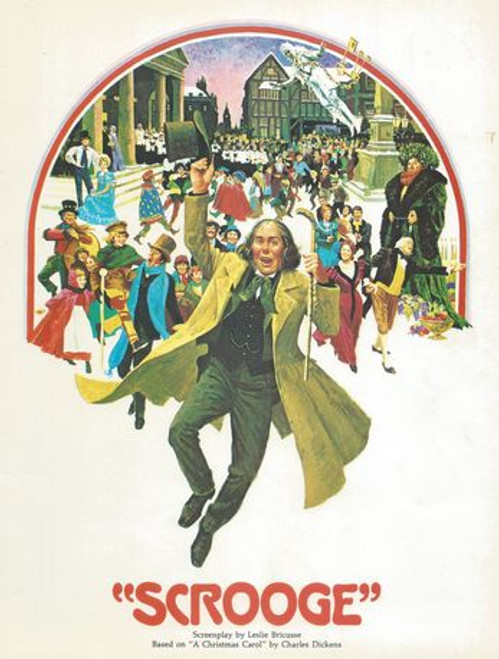 Scrooge (1970) Movie Directed by Ronald Neame