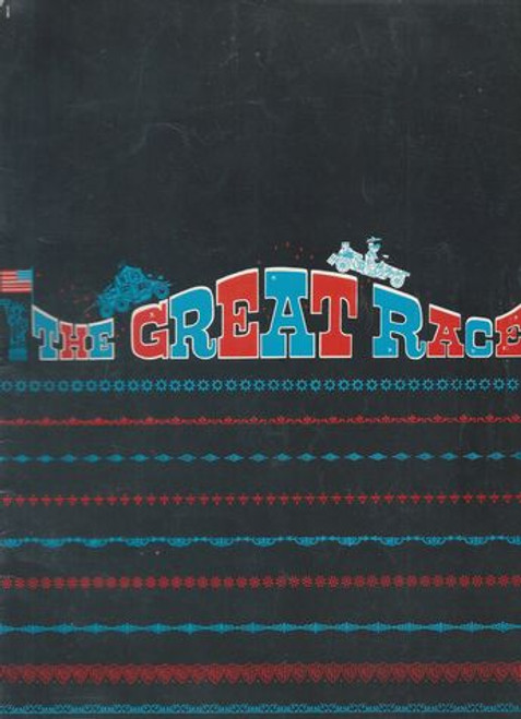 The Great Race (1965) Film  Directed by Blake Edwards starring Jack Lemon and Tony Curtis