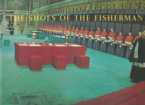 The Shoes of the Fisherman (1968) Film Directed by Michael Anderson