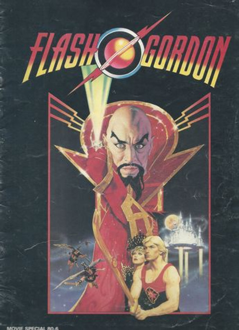 Flash Gordon (1980) Movie Directed by Mike Hodges