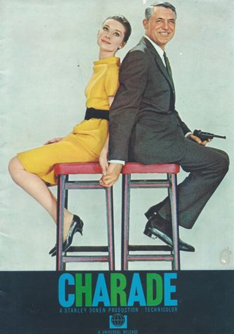 Charade (1963) Movie Directed by Stanley Donen