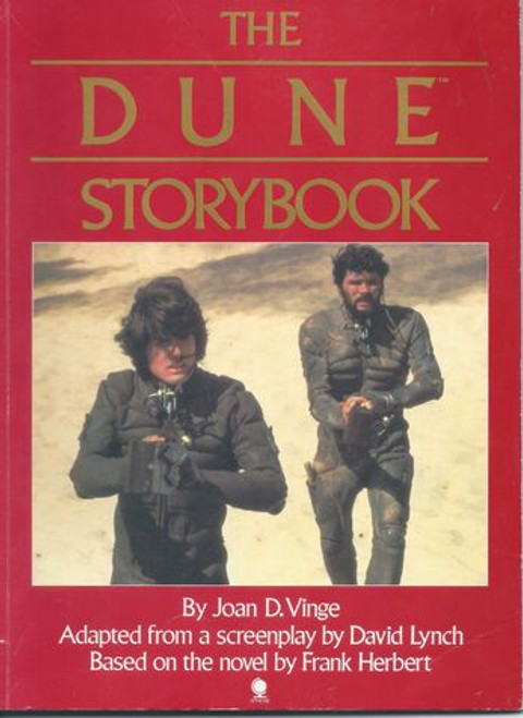 Dune (1984) Movie Storybook Directed by David Lynch