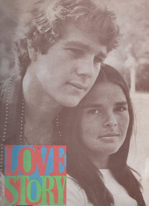 Love Story (1970) Movie Directed by Arthur Miller