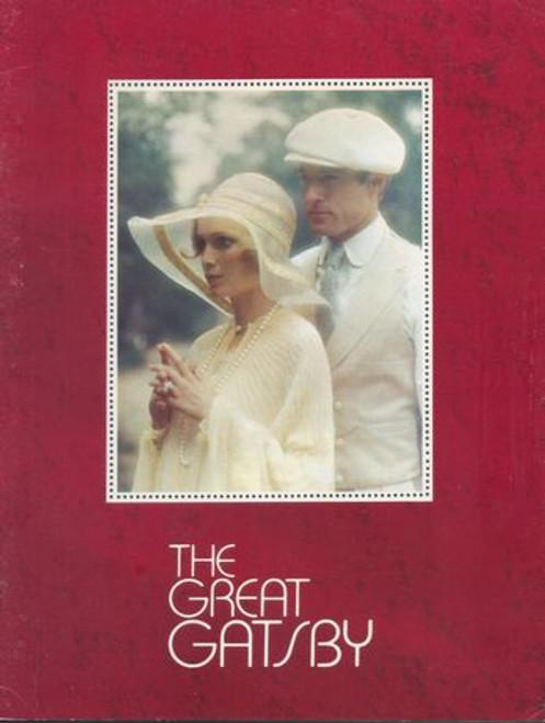 The Great Gatsby - 1974 (Film) Robert Redford, Mia Farrow, Bruce Dern, Karen Black, Scott Wilson, Sam Waterston, Lois Chiles, Howard Sa Silva