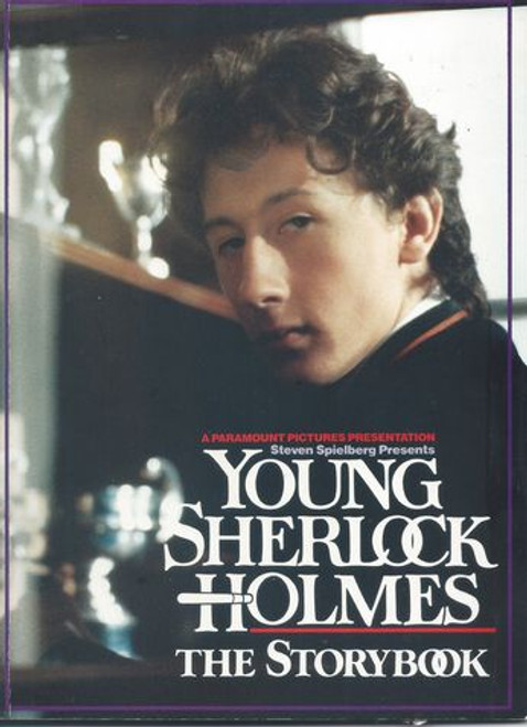 Young Sherlock Holmes (1985) Movie Directed by Barry Levinson  Young Sherlock Holmes, 1985 movie,  Young Sherlock Holmes movie, barry levinson, nicholas rowe, alan cox, sophie ward