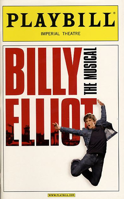 Billy Elliot  the Musical is a musical based on the 2000 film Billy Elliot. The music is by Sir Elton John, and book and lyrics are by Lee Hall, who wrote the film's screenplay