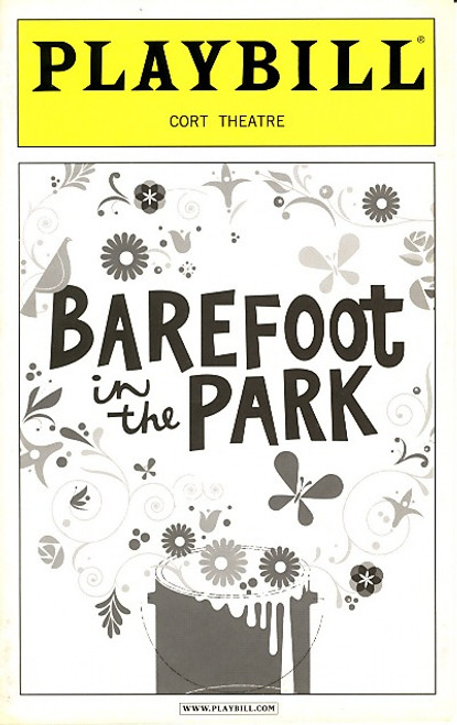 Barefoot in the Park is a romantic comedy by Neil Simon. The original Broadway production, directed by Mike Nichols, opened October 23, 1963