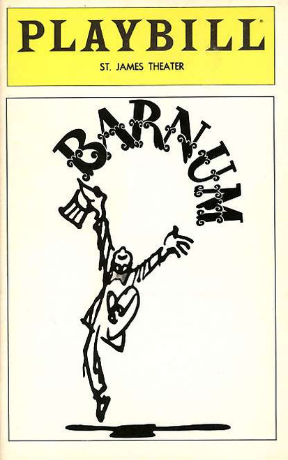 Barnum is a musical with a book by Mark Bramble, lyrics by Michael Stewart, and music by Cy Coleman. It is based on the life of showman P. T. Barnum, covering the period from 1835 through 1880