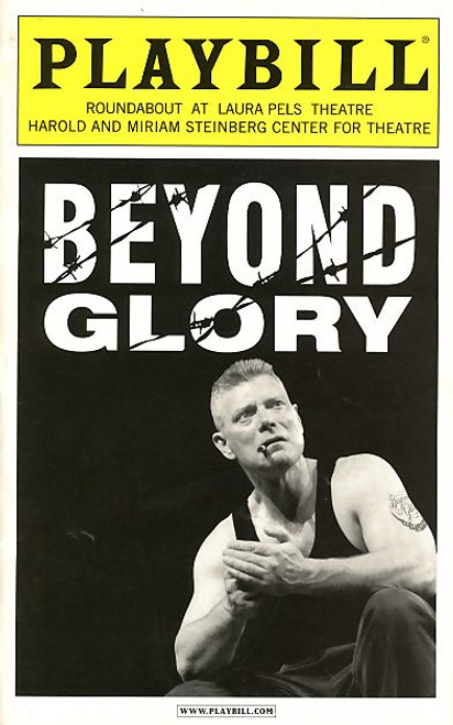 """In """"Beyond Glory,"""" a solo show about war veterans, Stephen Lang portrays a series of former servicemen recollecting their combat experiences and the acts of courage that won them the United States military's highest laurel, the Medal of Honor."""