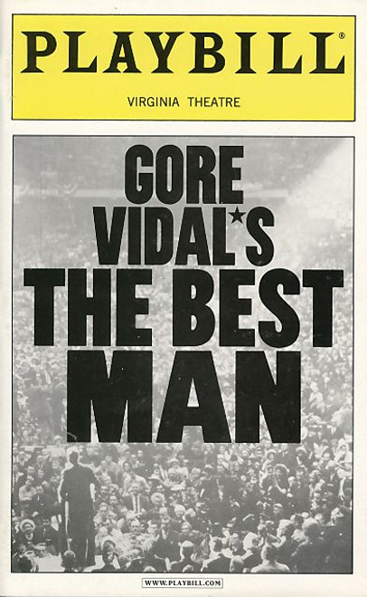 Ex-President Arthur Hockstader, who loves politics for its own sake, is determined to have the final say in the selection. Gore Vidal's play examines the nature of people who are drawn to power, and the lengths they might go to obtain the highest office in America.
