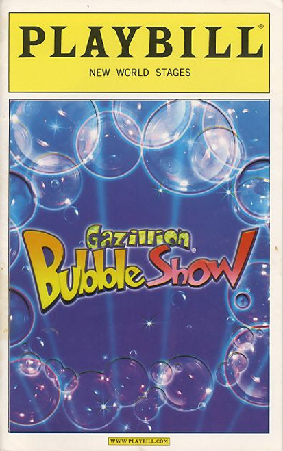 The show is the first and only interactive stage production of its kind, complete with outstanding light effects, lasers, rousing music and jaw-dropping masterpieces of bubble artistry