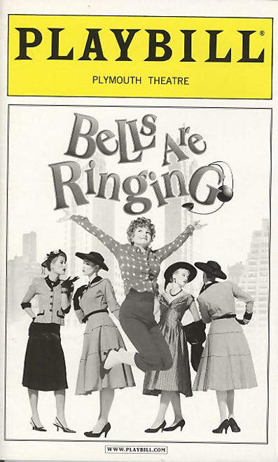 Bells Are Ringing is a musical with a book and lyrics by Betty Comden and Adolph Green and music by Jule Styne. The story revolves around Ella, who works at an answering service and the characters that she meets there.