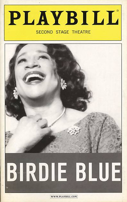 """Birdie Blue, the playwright behind Jar the Floor takes a look at the world through the eyes of her sassy title character (played by Merkerson) who speaks of love, marriage and the passage of time and """"tells it — and we mean all of it — like it is,"""" according to show materials."""