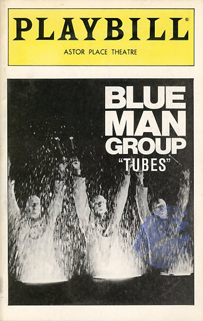 Blue Man Group is an organization founded by Chris Wink, Matt Goldman and Phil Stanton. The organization produces theatrical shows and concerts featuring popular music, comedy and multimedia