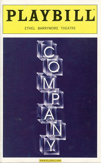 Company is a musical with a book by George Furth and music and lyrics by Stephen Sondheim.