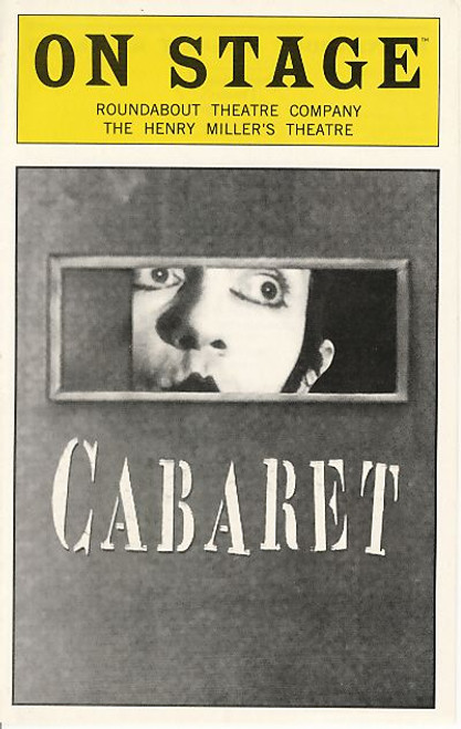Cabaret is a musical with a book by Joe Masteroff, music by John Kander and lyrics by Fred Ebb. The 1966 Broadway production became a hit and spawned a 1972 film as well as numerous subsequent productions.