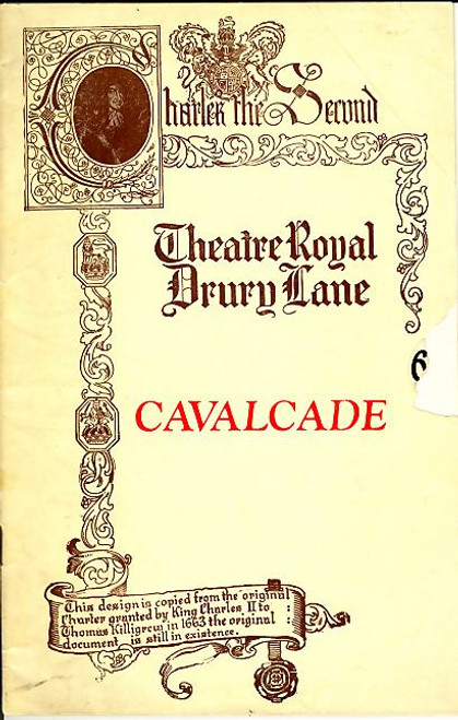 Cavalcade is a play by Noël Coward. It focuses on three decades in the life of the Marryotts, a quintessential British family, and their servants, beginning at the start of the 20th century and ending on New Year's Eve in 1929.