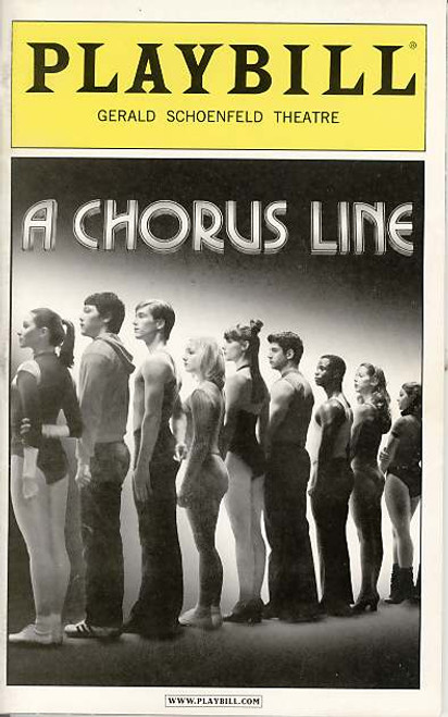 A Chorus Line is a musical about Broadway dancers auditioning for spots on a chorus line. The book was authored by James Kirkwood, Jr. and Nicholas Dante, lyrics were written by Edward Kleban, and music was composed by Marvin Hamlisch