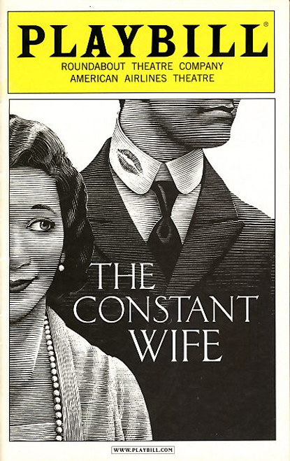 The Constant Wife, a comedy of manners, was written by W. Somerset Maugham in 1926 and later published for general sales in April 1927.