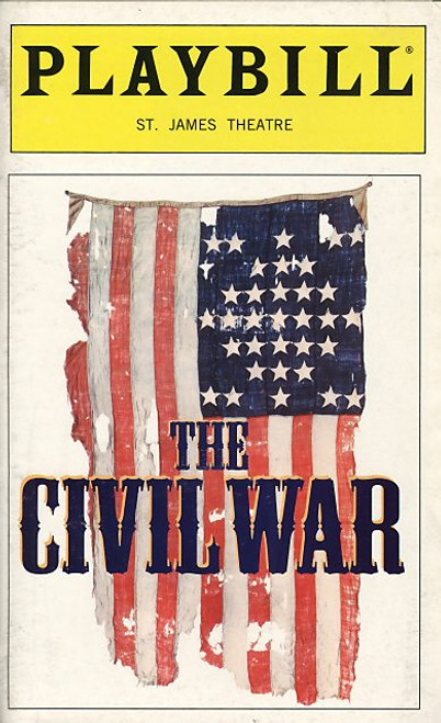 The Civil War is a musical written by Gregory Boyd and Frank Wildhorn, with lyrics by Jack Murphy and music by Wildhorn.