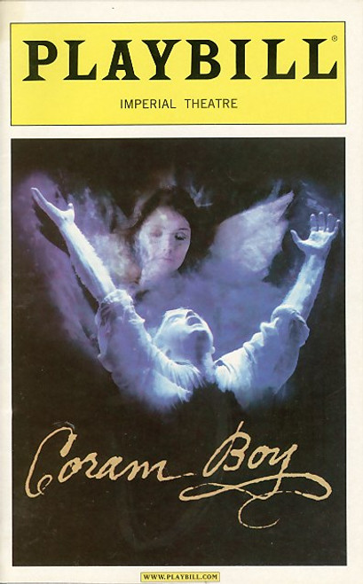Coram Boy is a play written by Helen Edmundson with music composed by Adrian Sutton, based on the 2000 children's novel of the same name by Jamila Gavin
