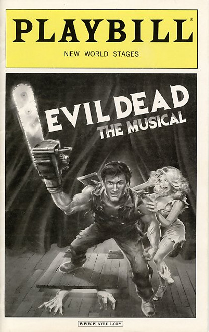 "Evil Dead: The Musical is a musical stage play based on the cult classic film series.""Evil Dead: The Musical"" is a laugh-riot, as it simultaneously pays comedic tribute to and pokes fun at Sam Raimi""s Evil Dead franchise"
