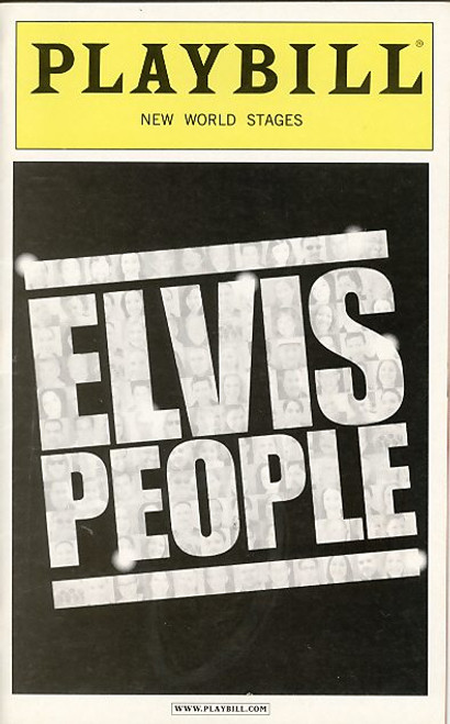 """""""No performer before or since,"""" read Elvis People press notes, """"has had the impact of Elvis Presley: from that first groundbreaking appearance on 'The Ed Sullivan Show' to Las Vegas to Graceland;"""