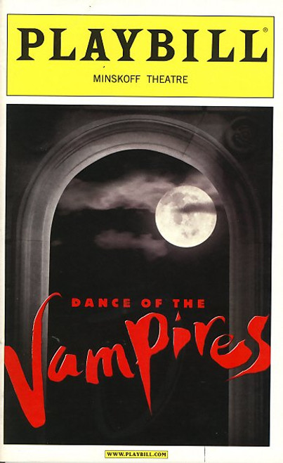 Dance of the Vampires (or Tanz der Vampire as the original German language version is named) is a musical remake of a 1967 Roman Polanskifilm of the same name (called The Fearless Vampire Killers in the USA).