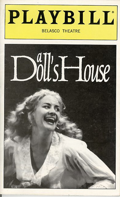 A Doll's House (Norwegian: Et dukkehjem; also translated as A Doll House) is a three-act play in prose by the Norwegian playwright Henrik Ibsen