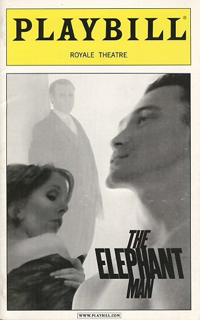 The Elephant Man is a 1977 play by Bernard Pomerance. The production's Broadway debut in 1979 was produced by Richmond Crinkley and Nelle Nugent, and directed by Jack Hofsiss