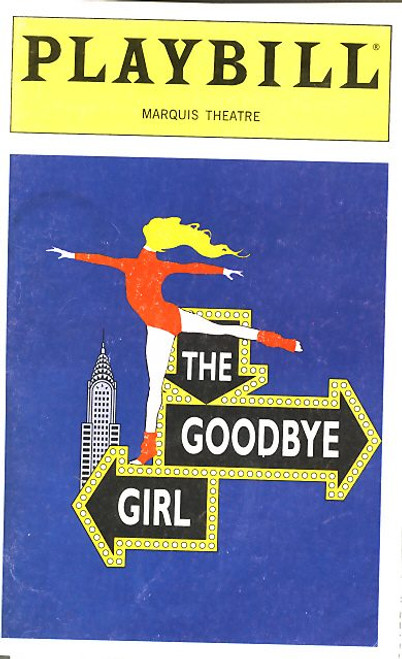 The Goodbye Girl is a musical with a book by Neil Simon, lyrics by David Zippel, and music by Marvin Hamlisch, based on Simon's original screenplay for the 1977 film of the same name