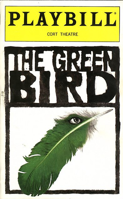The Green Bird is an 18th century commedia dell'arte play by Carlo Gozzi.
