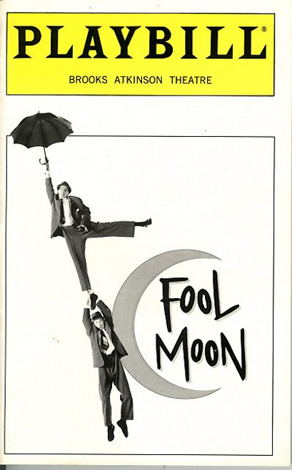 ''Fool Moon'' is in the tradition of the silent movies of Chaplin, Keaton and Lloyd, works in which life is a nonstop maddening wrestling match with the world at large.