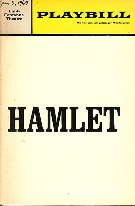 Hamlet -From the early 17th century, the play was famous for its ghost and vivid dramatization of melancholy and insanity, leading to a procession of mad courtiers and ladies in Jacobean and Caroline drama.