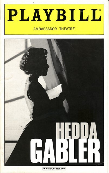 Hedda Gabler is a play first published in 1890 by Norwegian playwright Henrik Ibsen. The play premiered in 1891 in Germany to negative reviews, but has subsequently gained recognition as a classic of realism, nineteenth century theatre, and world drama.