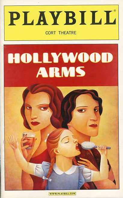Hollywood Arms is a play by Carrie Hamilton and Carol Burnett. Adapted from Burnett's memoir One More Time, the dramedy is set in Hollywood, California in 1941 and 1951, and centers on the heartbreak and laughter shared by three generations of women living on welfare in a dingy apartment house