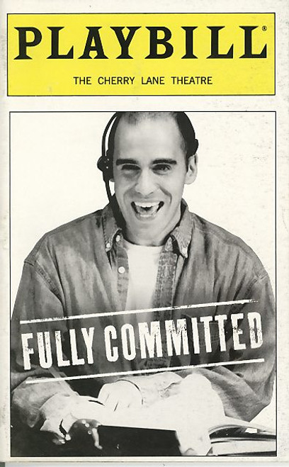 Fully Committed by Becky Mode (Jun 2000) Starring Mark Setlock - The Cherry Lane Theatre