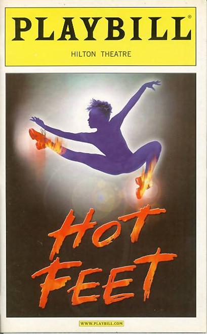 Hot Feet (30 April 2006) Keith David, Ann Duquesnay, Allen Hidalgo Hilton Theatre