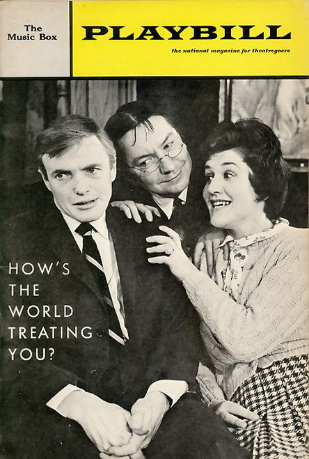 How's the World Treating You? (Oct 1966) Patricia Routledge, Peter Bayliss, James Bolam The Music Box