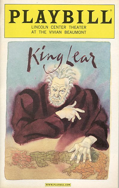 King Lear (Apr 2004) Christopher Plummer, Domini Blythe, Lucy Peacock, Claire Jullien