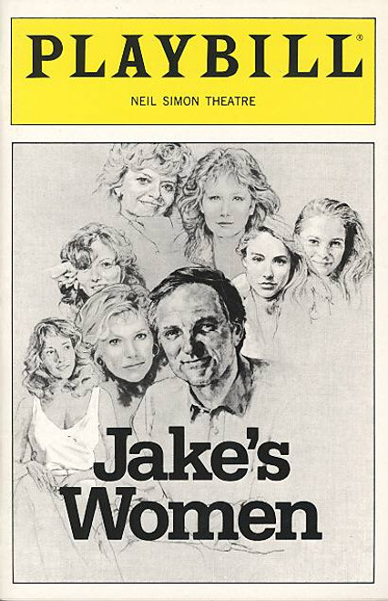 Jake's Women is a play by Neil Simon. It centers on Jake, a writer with a struggling marriage. Jake talks to many of the women he knows, both in real life and in his imagination
