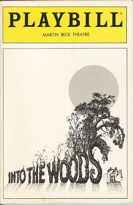 Into the Woods is a musical with music and lyrics by Stephen Sondheim and book by James Lapine. It debuted in San Diego at the Old Globe Theatre in 1986, and premiered on Broadway in 1987.