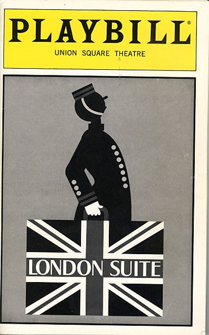 In London Suite, seen on Broadway in 2000, Simon returns to the hotel-room inspiration of his two earlier comedies, 1968's Plaza Suite and 1976's California Suite
