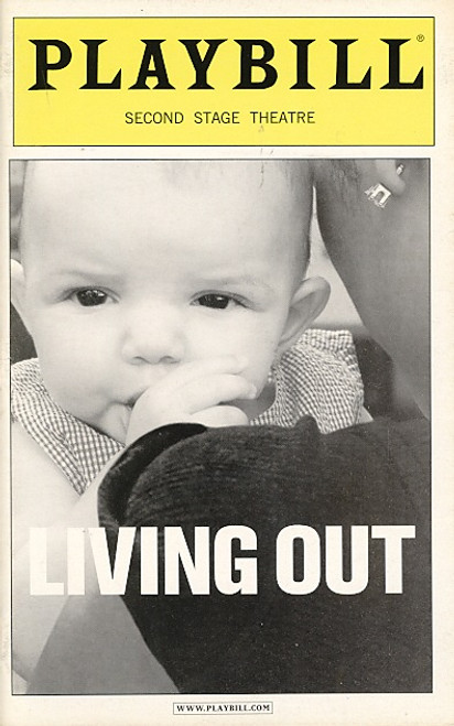 Living Out (Sept 2003) Liza Colon-Zayas, Judith Hawking, Kathryn Meisle, Zilah Mendoza Second Stage Theatre