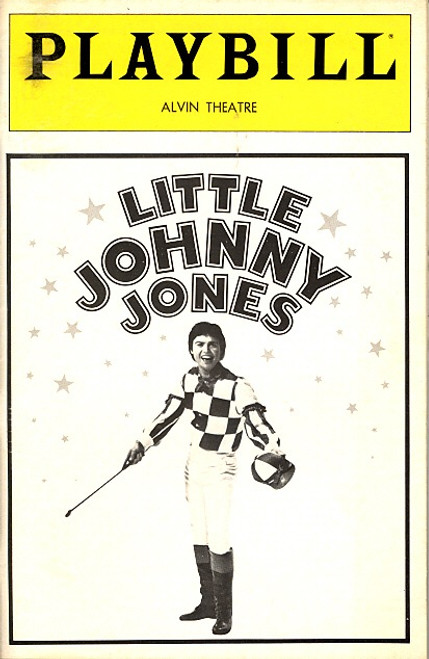 Little Johnny Jones (Feb 1982) Donny Osmond, Maureen Brennan Alvin Theatre