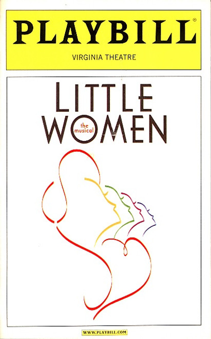 Little Women (Dec 2004) Sutton Foster, Maureen McGovern, Janet Carroll, Danny Gurwin - Virginia Theatre