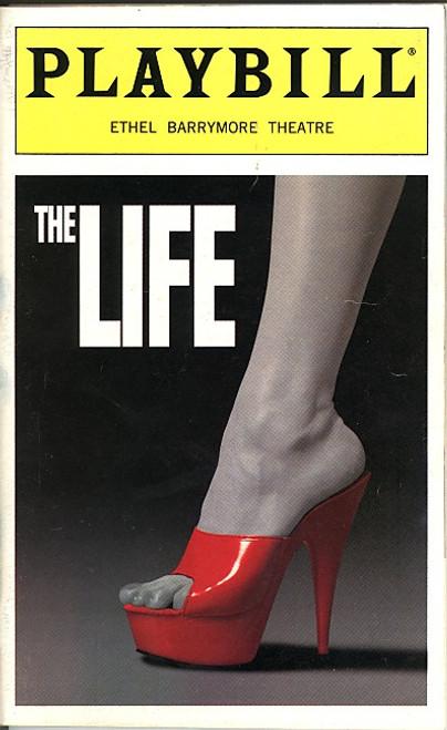 The Life (Jun 1997) Pamela Isaacs, Kevin Ramsay Ethel Barrymore Theatre