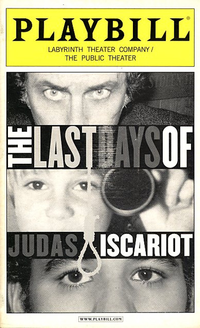 The Last Days of Judas Iscariot (Mar 2005) Sam Rockwell Labyrinth Theater Co. The Public Theater