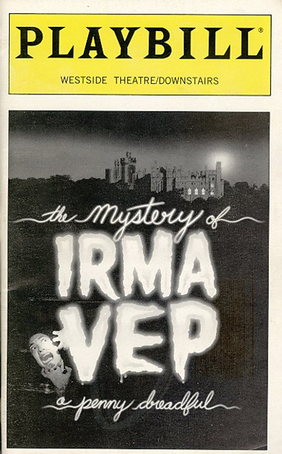 The Mystery of Irma Vep by Charles Ludlam (Sept 1998) Stephen DeRosa - Westside Theatre